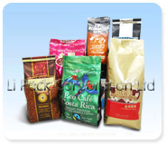 Coffee Bag with Seal (Degassing Valve)