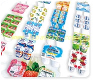 Dairy Food Packaging General