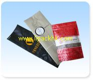 Coffee Beans and Powder Bag / Packaging (Degassing Valve)