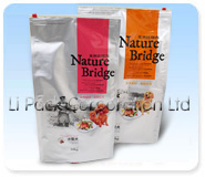 Slider re-closure bag - Big volume pet food bag