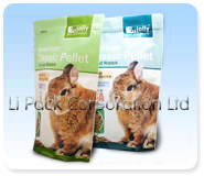 Stand up pouch - Small animal snacks
